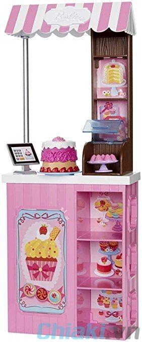 Búp bê Barbie có khớp chủ tiệm bánh DMC35 2