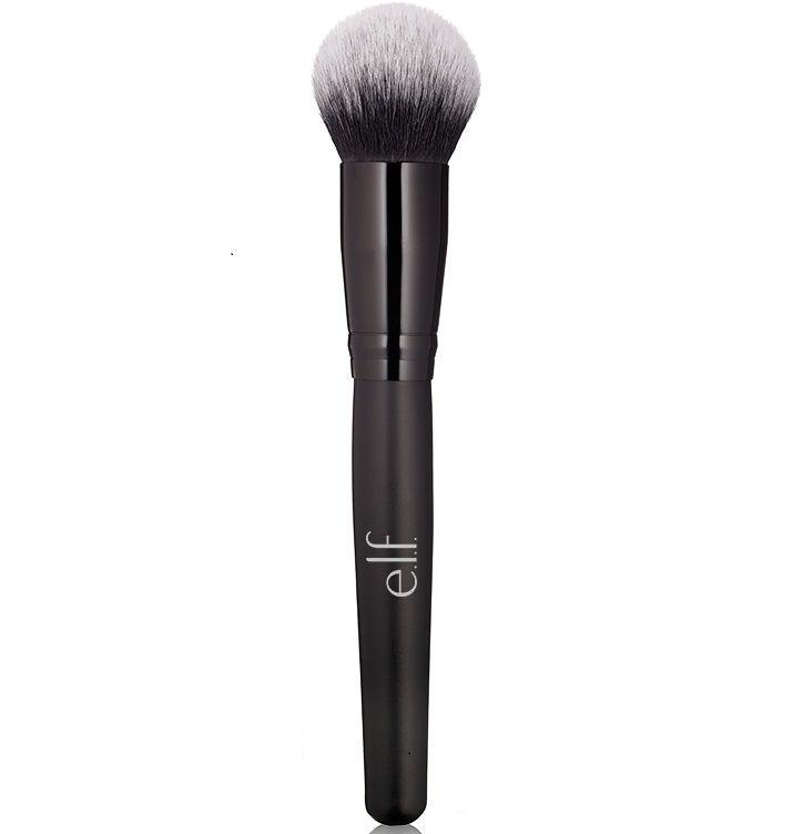 Cọ trang điểm ELF Selfie Ready Foundation Blurring Brush thiết kế chắc gọn