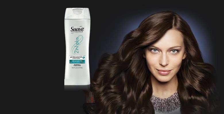Dầu gội Suave công thức bổ sung thành phần dưỡng ẩm nâng cao làm giảm ngứa, khô, kích ứng da đầu