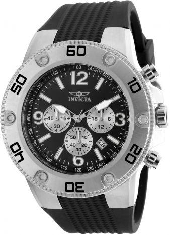 Mặt số to bản 52mm với 3 mặt phụ đặc trưng của chiếc đồng hồ thể thao