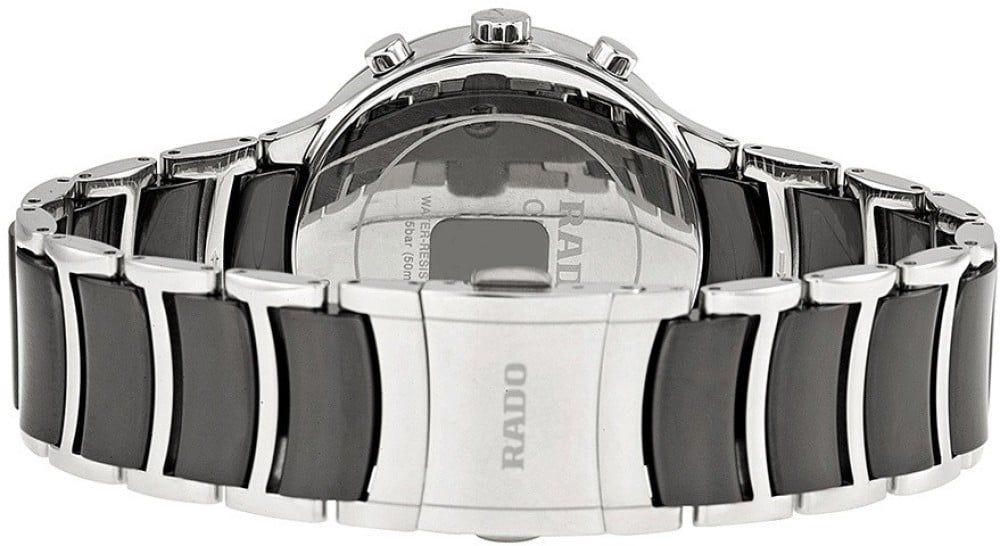 Đồng hồ Rado nam R30130152 được thiết kế khóa bướm chắc chắn