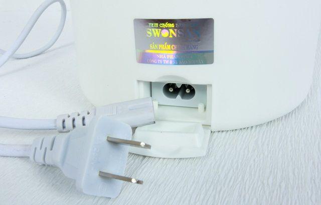 Ổ cắm điện tiện dụng, chống nước thấm vào trong