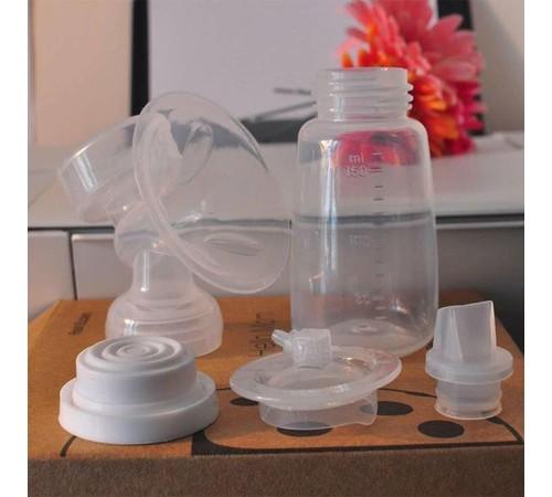 Máy hút sữa điện đôi Real Bubee nhỏ gọn, sử dụng dễ dàng, giá cả phải chăng