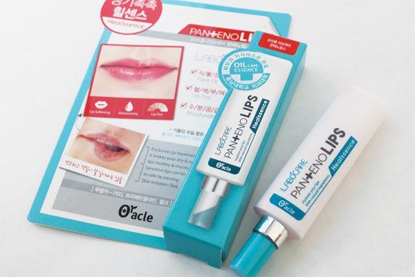 Trị thâm môi Labocare Panteno Lips Hàn Quốc 10ml 3