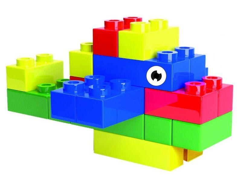 Bộ đồ chơi xếp hình 50 chi tiết thần đồng Anto 81