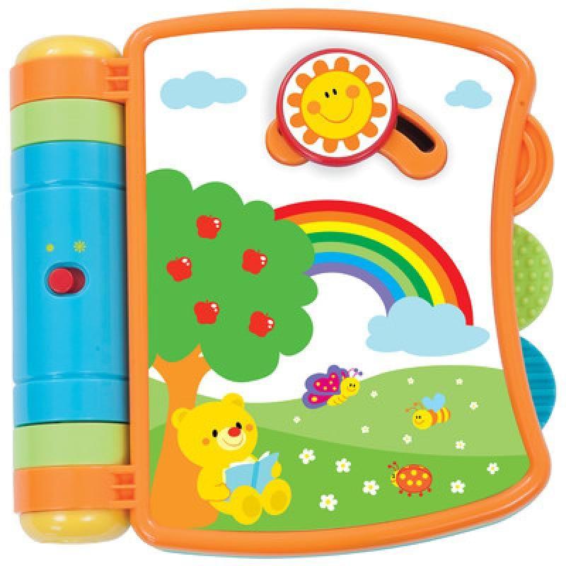 Sách nhạc vui nhộn cho bé Winfun 0719