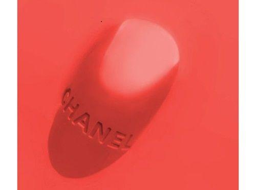 Son Chanel Rouge Allure Velvet màu cam trẻ trung, năng động