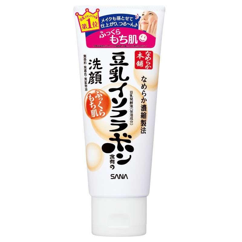 Sữa rửa mặt Sana Nhật Bản được chiết xuất từ mầm đậu nành hoàn toàn tự nhiên với hương thơm hấp dẫn giúp bổ sung độ ẩm cho da