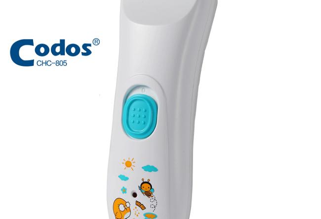 Tông đơ cho bé Codos CHC 805 sạc điện giá tốt toàn quốc