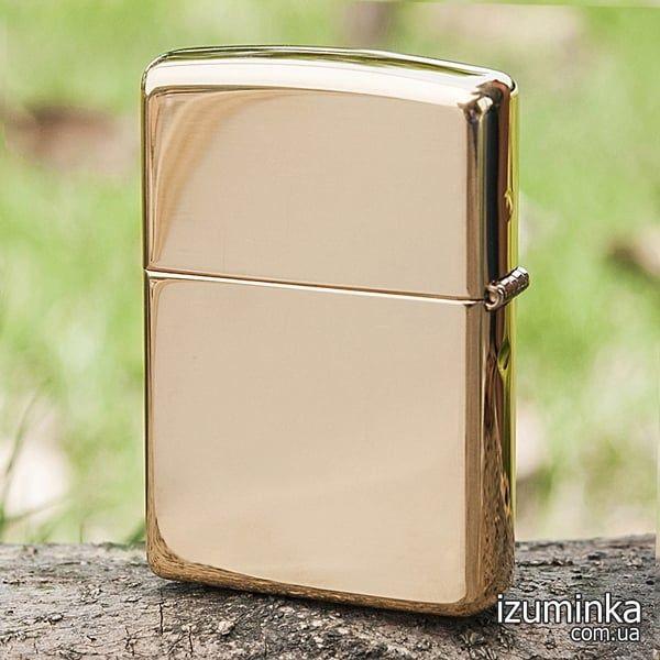 Bật lửa Zippo 254BJB.929 Jim Beam High Polish Brass