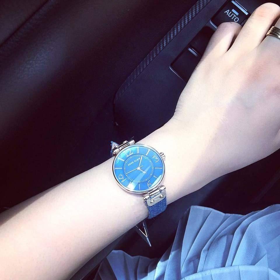 Đồng hồ Anne Klein 10/9168BMDD trên tay mang sức hút khó cưỡng