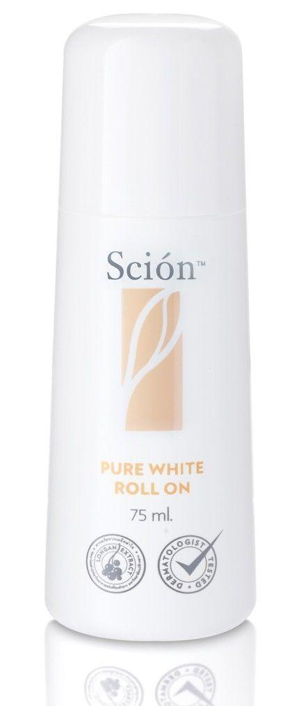 Lăn khử mùi Scion Pure White Roll On khử mùi, trắng da