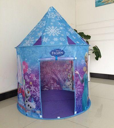 Lều bóng cho bé công chúa Frozen 2