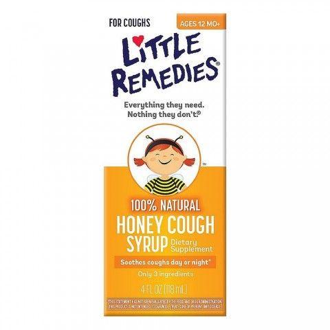 Siro Ho Little Remedies Cho Bé Trên 12 Tháng