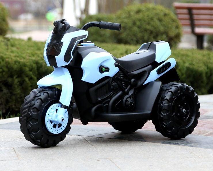 Xe máy điện trẻ em 268 phong cách thể thao