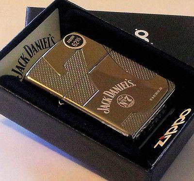 Bật lửa Zippo 28817 Black Ice Jack Daniel's Famous 7 2