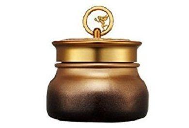 Mặt nạ trứng cá hồi Skinfood Gold Caviar Collagen Massage Mask tinh thể vàng