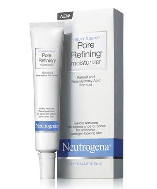 Kem dưỡng Neutrogena Pore Refining Moisturizer không làm bít lỗ chân lông khi thoa lên da