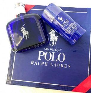 Sáp khử mùi Polo Blue Ralph Lauren 75g hương nước hoa 3