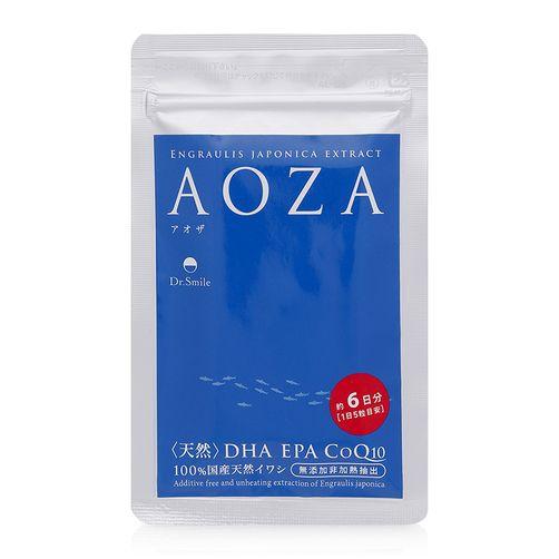 Tinh dầu cá Sardine Aoza Nhật Bản túi 30 viên