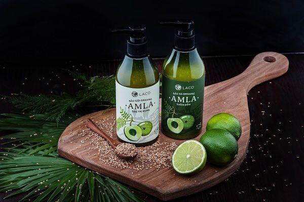 Nên kết hợp với dầu gội Organic Amla để hiệu quả được tốt nhất