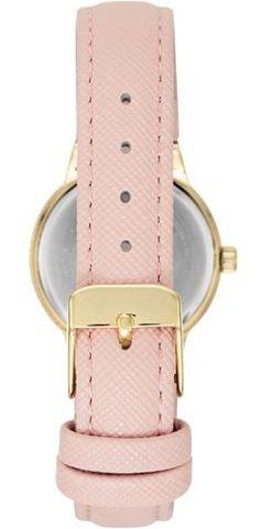 Dây đồng hồ màu hồng pastel xinh xắn