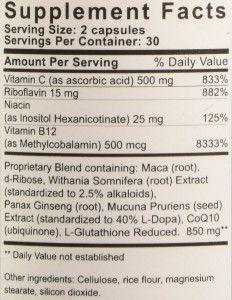Viên uống tăng lượng tinh trùng CountBoost for men 60 viên 2