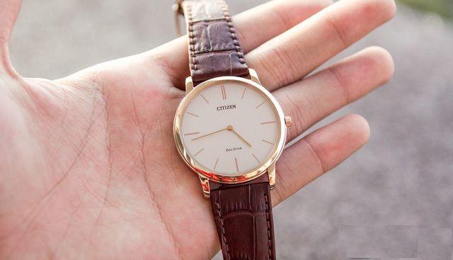 Đồng hồ nam Citizen Eco-drive AR1113-12A - thiết kế trang nhã