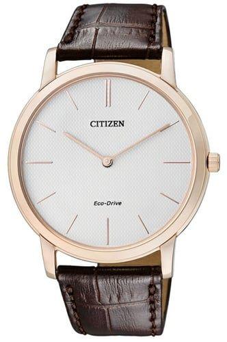Đồng hồ Citizen nam Eco-drive AR1113-12A mang lại phong cách lịch thiệp, trang nhã