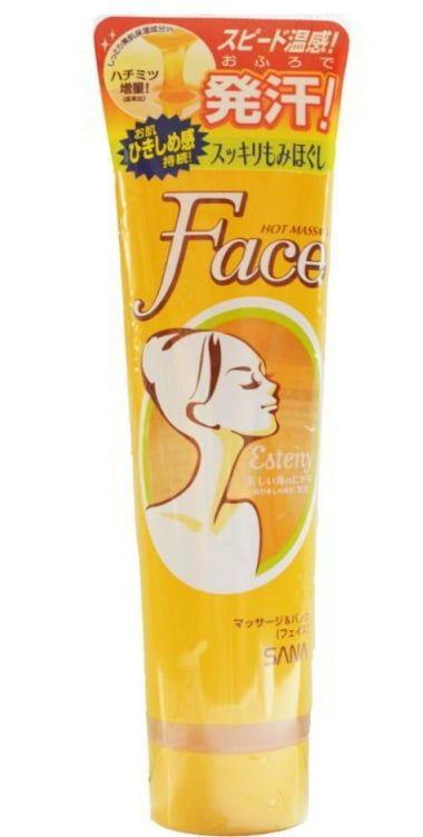 Gel tan mỡ mặt, tạo hình Vline Sana của Nhật chính hãng