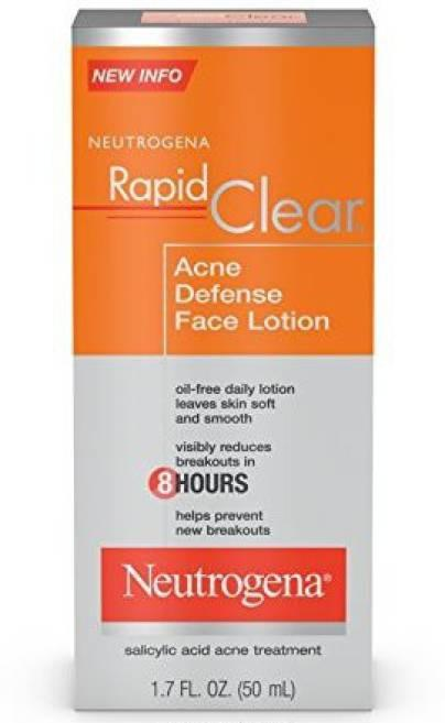 Lotion trị mụn Neutrogena Rapid Clear Acne 3