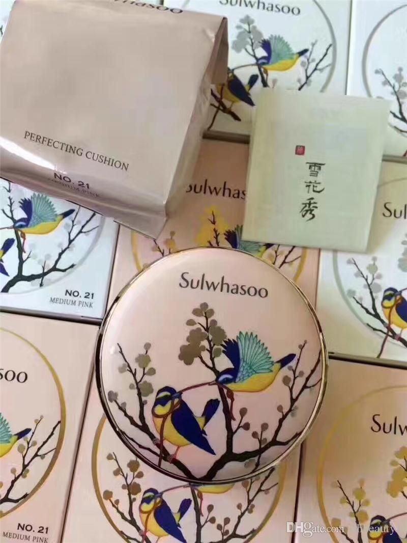 Phấn nước Sulwhasoo Perfecting Cushion Limited No21 2017 1