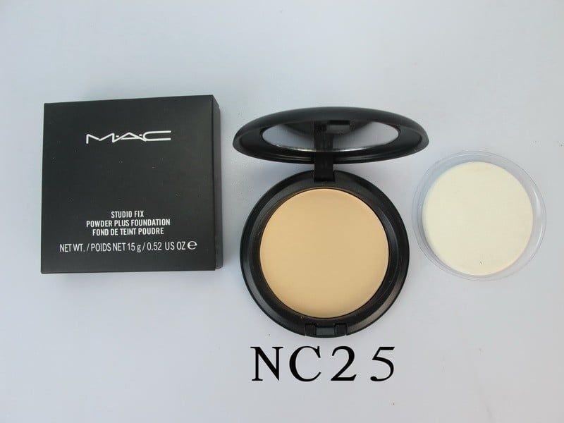 NC 25 dành cho da ngăm, base vàng