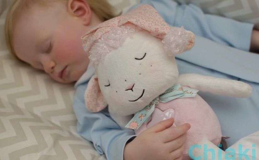 Cừu phát nhạc ru ngủ cho bé My first Baby Annabell giúp bé dễ dàng đi vào giấc ngủ