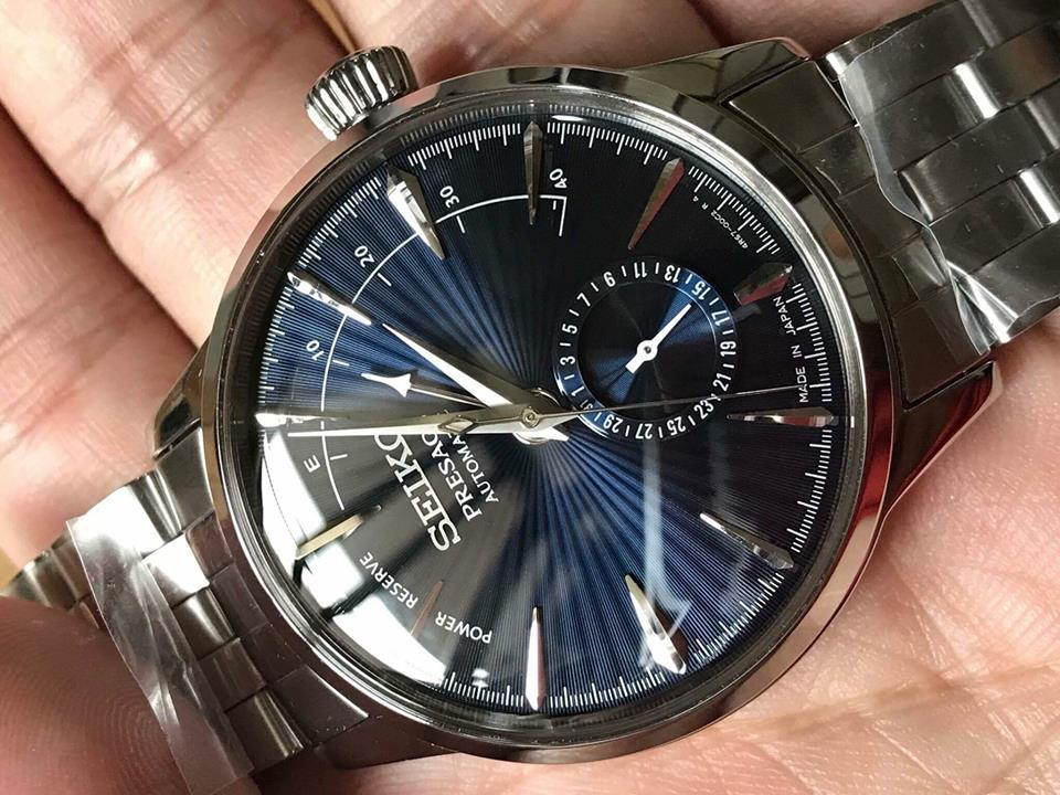 Cận cảnh chiếc đồng hồ Seiko nam SSA347J1