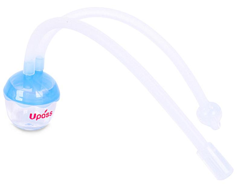 Hút mũi dây silicone cao cấp cho bé Upass UP1006C có 2 màu cho mẹ lựa chọn