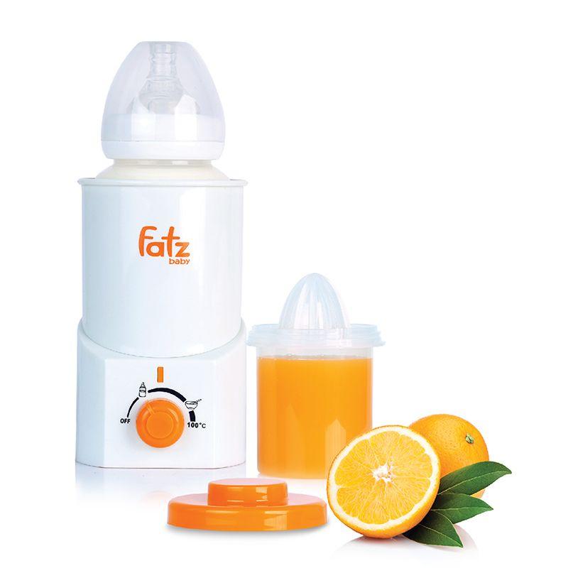 Máy hâm sữa đa chức năng Fatzbaby FB3010AC
