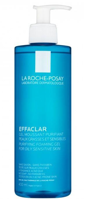 Sữa rửa mặt La Roche Posay Effaclar cho da dầu mụn (loại 400ml)