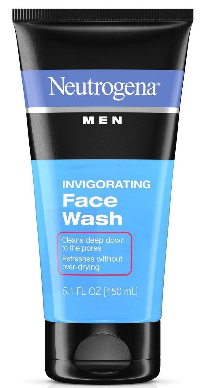 Sữa rửa mặt Neutrogena Invigorating Face Wash cho nam