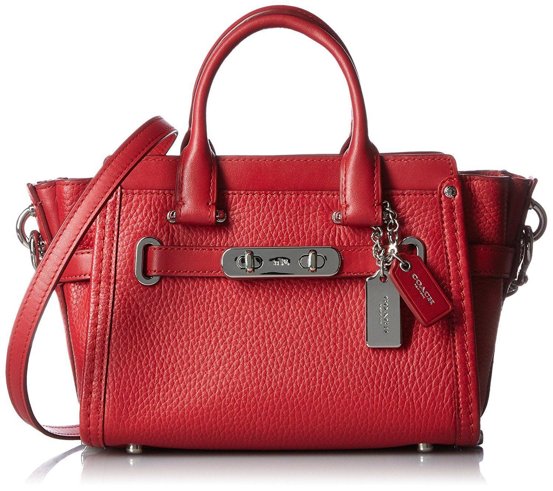 Chiếc túi Coach mang sức hút khó cưỡng