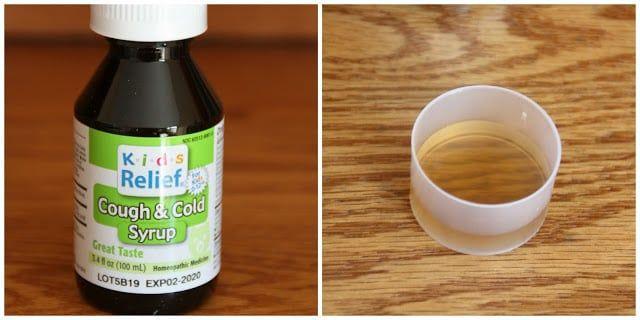 Công dụng siro ho và cảm cúm Kids relief cough & cold của Mỹ