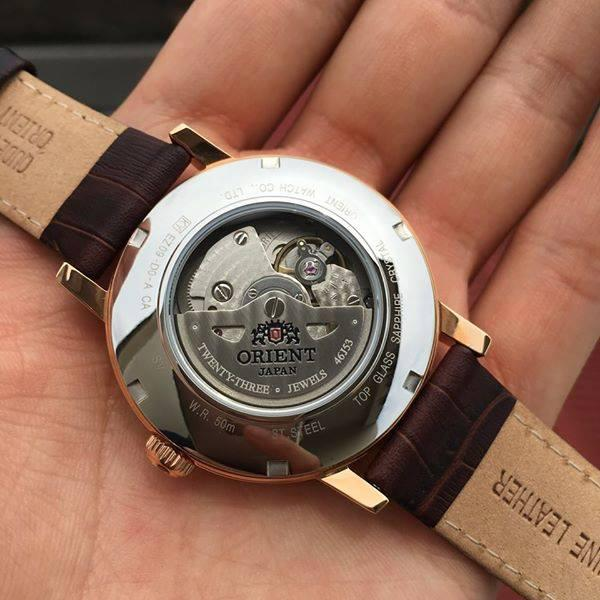 Đồng hồ Orient Multihand Cafe FEZ09001B0 3