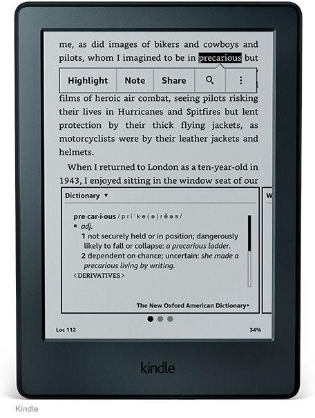 Máy đọc sách Kindle Paperwhite 2017 6 inches 300ppi 3