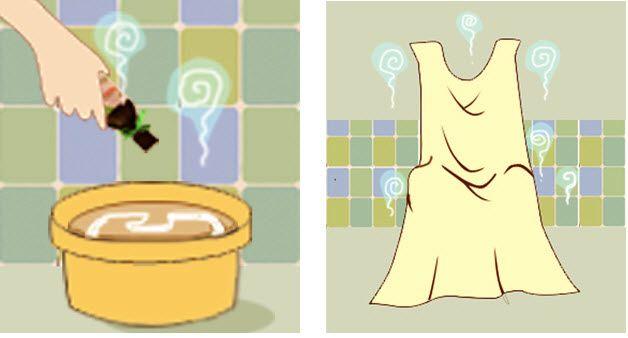 Xông hơi bằng cách sử dụng chăn mỏng