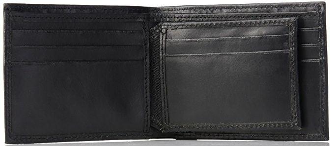 Ví da nam Calvin Klein Bifold Wallet kèm móc khóa màu đen 4