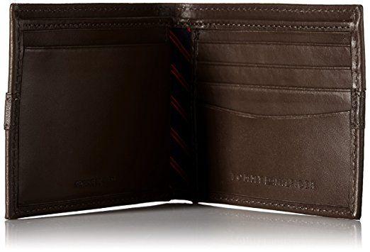 Ví da nam Tommy Hilfiger Men's Leather cao cấp 3