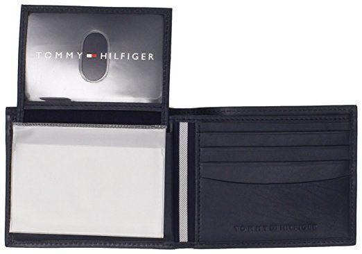 Ví da nam Tommy Hilfiger Men's Dore Passcare Billfold 4