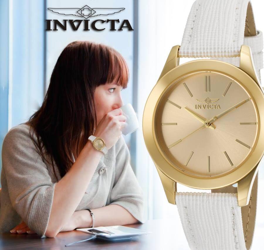 Invicta 15149 trên tay thanh lịch, nữ tính