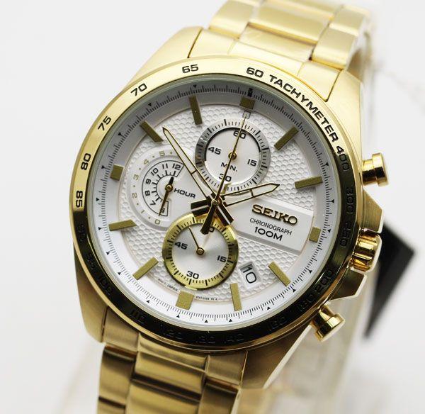 Đồng hồ Seiko SSB286P1 sang trọng cho nam 1
