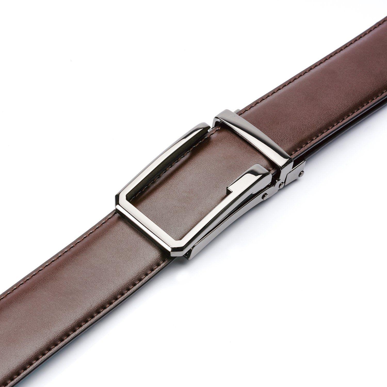 Thắt lưng nam Chaoren Ratchet Click Dress Belt for Men 6